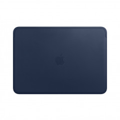 Apple Leather Sleeve for 13-inch MacBook Air and MacBook Pro – Midnight Blue (MRQL2)