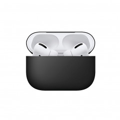Чохол Silicon Protect Case for Apple AirPods Pro (Black)