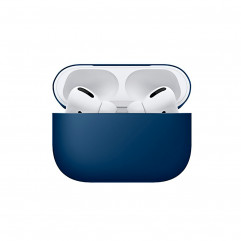 Чохол Silicon Protect Case for Apple AirPods Pro (Blue)