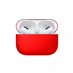 Чохол Silicon Protect Case for Apple AirPods Pro (Red)