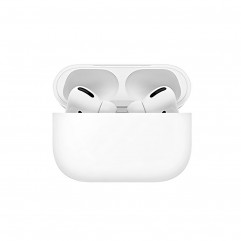Чохол Silicon Protect Case for Apple AirPods Pro (White)