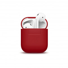 Elago Silicone Case Red for Airpods (EAPSC-RED)