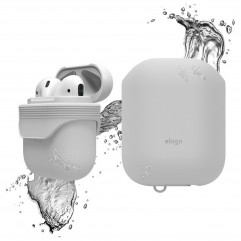 Elago Waterproof Case White for Airpods (EAPWF-BA-WH)