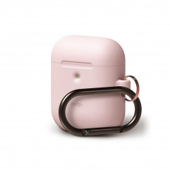 Elago A2 Hang Case Lovely Pink for Airpods with Wireless Charging Case (EAP2SC-HANG-PK)