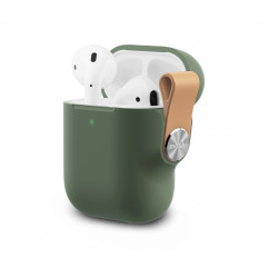 Moshi Pebbo Case Mint Green for Airpods (99MO123841)