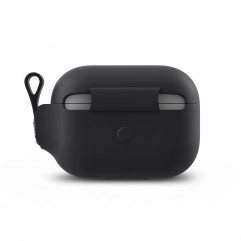 Moshi Pebbo Case Shadow Black for Airpods Pro (99MO123032)