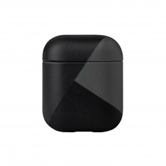 Native Union Marquetry Case Black for Airpods (APCSE-MARQ-BLK)