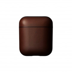 Nomad Rugged Case Brown Leather V2 for Airpods (NM220R0X00)