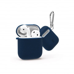 Чохол WIWU iGlove 360 ° Silicon Protect Case for Apple AirPods (Blue)