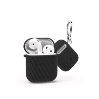 Чехол WIWU iGlove 360° Silicon Protect Case for Apple AirPods (Grey)