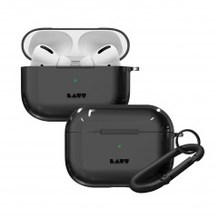 Чохол LAUT CRYSTAL-X for AirPods Pro Crystal Black (L_APP_CX_UB)