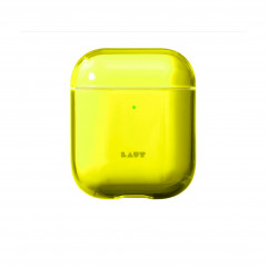 Чохол LAUT CRYSTAL-X for AirPods Acid Yellow (L_AP_CX_Y)