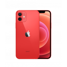 Apple iPhone 12 Dual Sim 64GB (PRODUCT)RED (MGGP3)