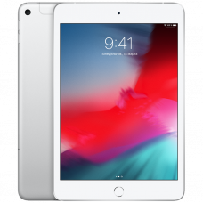 iPad mini 5 Wi-Fi + Cellular 64GB Silver