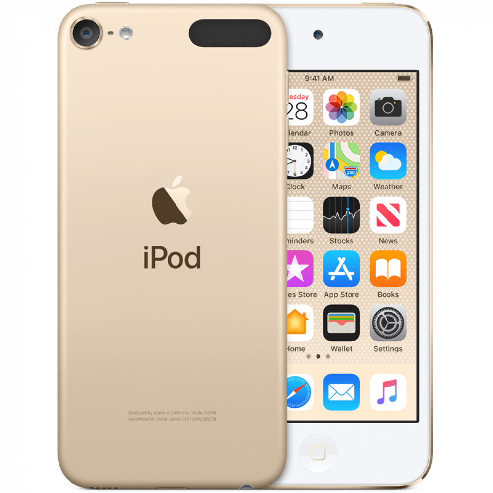 iPod touch 7Gen 128GB Gold