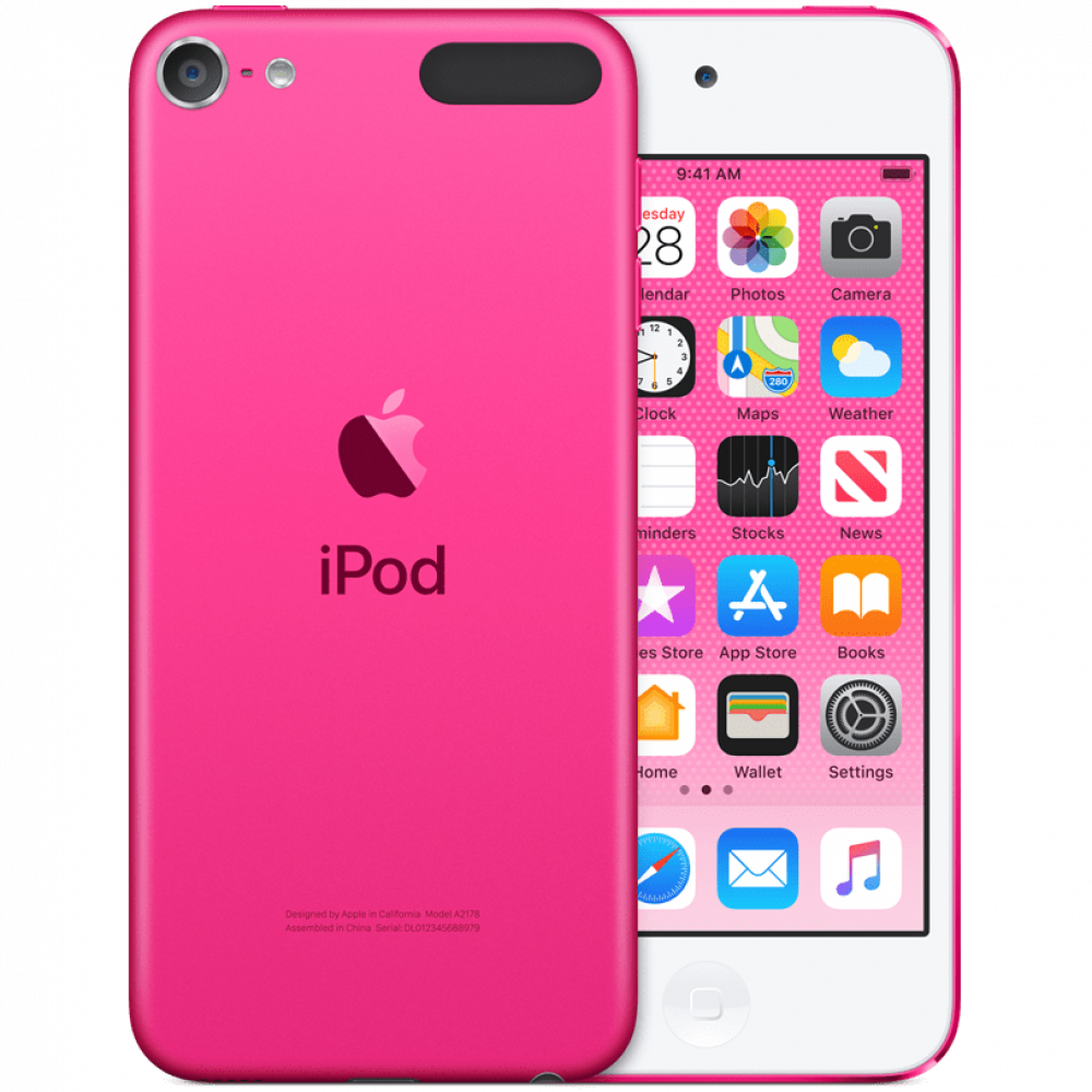 iPod touch 7Gen 32GB Pink