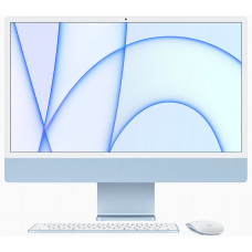 "iMac 24"" 4.5K Retina display Blue (MGPL3) 2021"