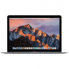 "MacBook 12"" Space Gray (Z0TY00070) 2017"