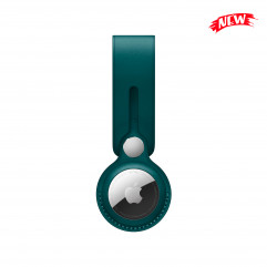 Apple AirTag Leather Loop Forest Green (MM013)