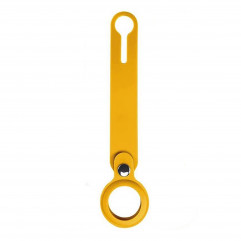 ArmorStandart для AirTag Silicone Loop with Button Yellow (ARM58926)