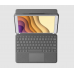 """Logitech COMBO TOUCH backlit keyboard case with trackpad and Smart Connector for iPad Air 3 10.5"""" / iPad Pro 10.5"""" - Graphite (920-009610)"""
