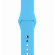 Blue Sport Band для Apple Watch 42/44mm