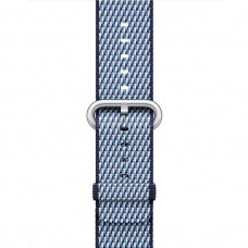 Midnight Blue Check Woven Nylon для Apple Watch 42/44mm
