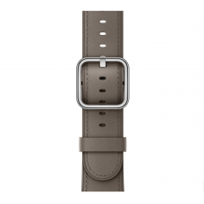 Taupe Classic Buckle (MPWG2) для Apple Watch 38/40mm