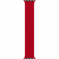 Apple Product Red Braided Solo Loop - Size 4 для Apple Watch 38/40mm (MY7J2)