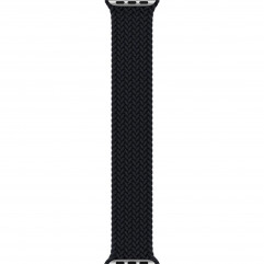 Apple Charcoal Braided Solo Loop -  Size 7 для Apple Watch 42/44mm (MY8P2)