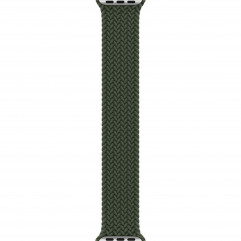 Apple Inverness Green Braided Solo Loop - Size 7 для Apple Watch 42/44mm (MY842)