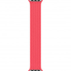 Apple Pink Punch Braided Solo Loop - Size 4 для Apple Watch 38/40mm (MY6D2)