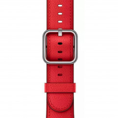 Apple Classic Buckle Band Red для Apple Watch 42/44 mm (MPWX2)