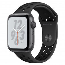 Apple Watch Series 4 Nike+ (GPS) 44mm Space Gray Aluminium Case with Anthracite/Black Nike Sport Band (MU6L2)