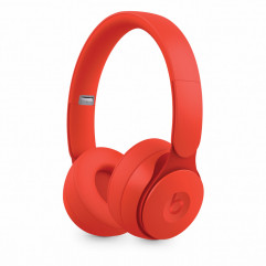 Beats Solo Pro Wireless Noise Cancelling Headphones - More Matte Collection - Red (MRJC2)