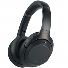 Sony Noise Cancelling Headphones Black (WH-1000XM3B)