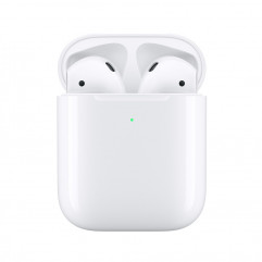 Apple AirPods 2 with Wireless Charging Case (MRXJ2)