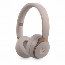 Beats Solo Pro Wireless Noise Cancelling Headphones - Gray (MRJ82)