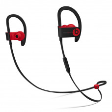 Beats Powerbeats3 Wireless Earphones - The Beats Decade Collection - Defiant Black-Red (MRQ92)