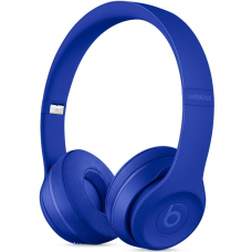 Beats Solo3 Wireless On-Ear Headphones - Neighbourhood Collection - Break Blue (MQ392)