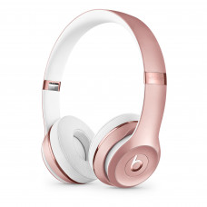 Beats Solo3 Wireless On-Ear Headphones - Rose Gold (MX442/MNET2)